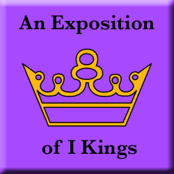 An Exposition of 1 Kings